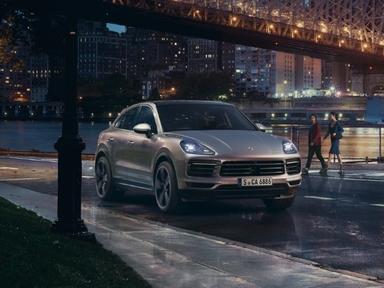 Models - Cayenne | Porsche Centre Preston